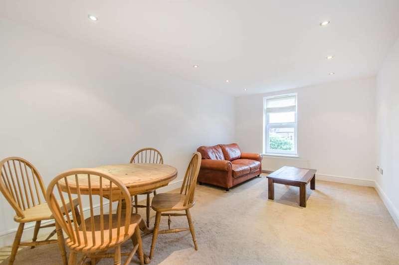2 Bedrooms Maisonette Flat for sale in Adys Road, Peckham Rye, SE15