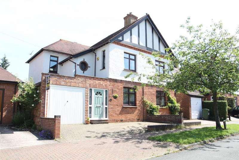 3 Bedrooms Semi Detached House for sale in Claremont Avenue, Stony Stratford, Milton Keynes