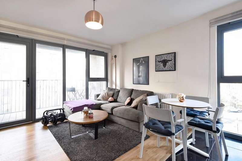 2 Bedrooms Apartment Flat for sale in Green Lanes Walk