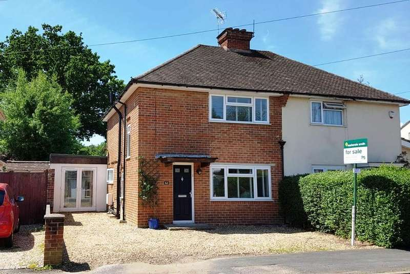 4 Bedrooms Semi Detached House for sale in Alton Road, Fleet