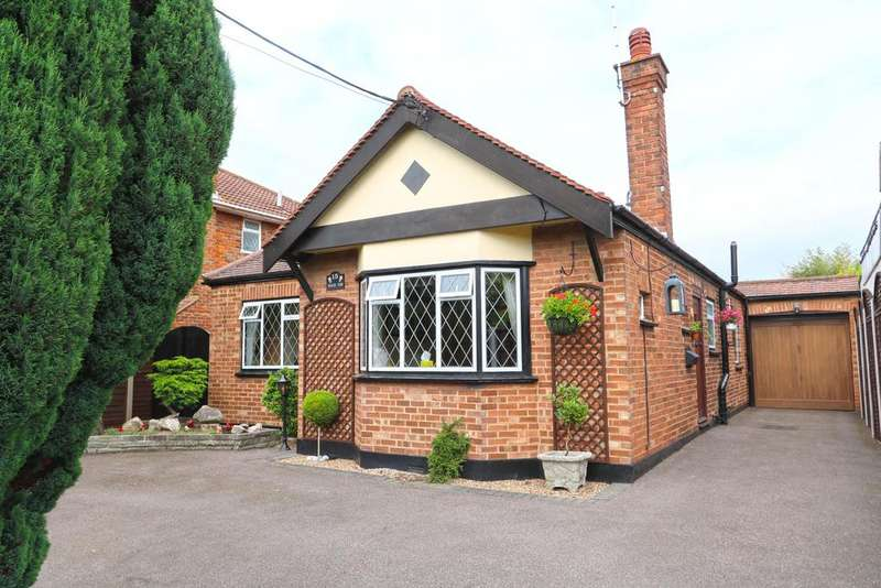3 Bedrooms Detached Bungalow for sale in Western Road, Hadleigh SS7