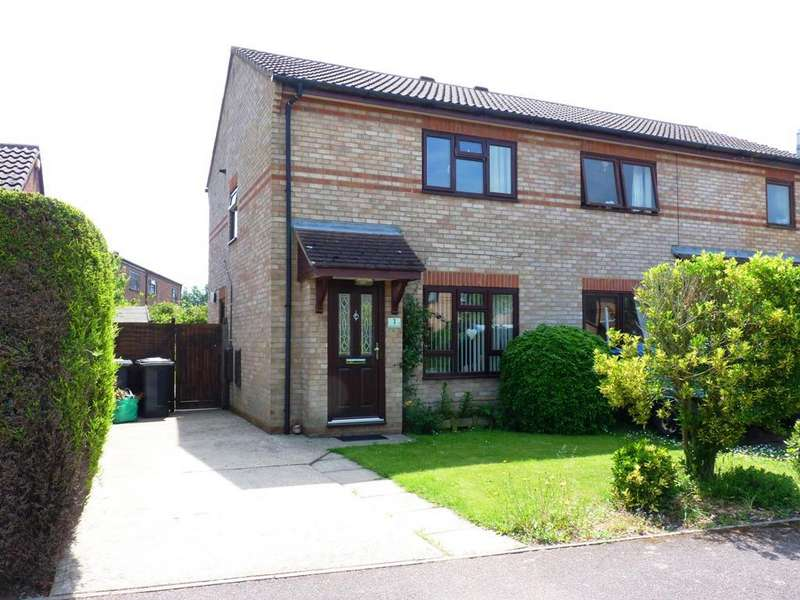 2 Bedrooms Detached House for sale in Delamare Close, Sandy SG19