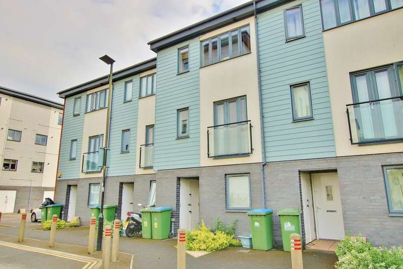 4 Bedrooms Town House for sale in Southampton