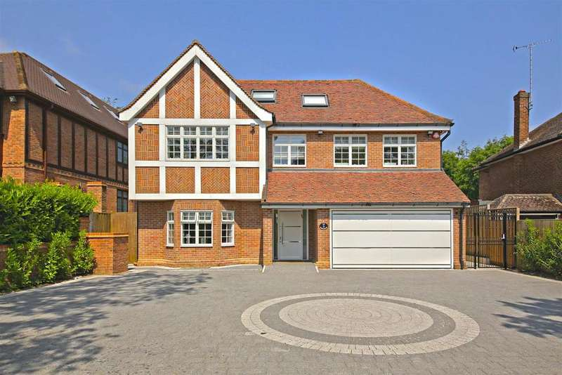 6 Bedrooms House for sale in Williams Way, Radlett