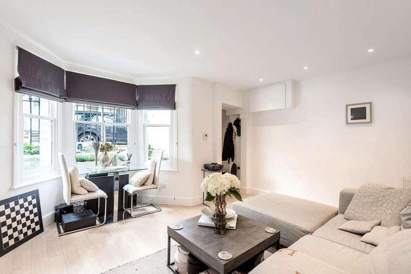 1 Bedroom Flat for sale in Brackenbury Road, Brackenbury Village