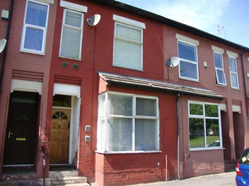 3 Bedrooms Terraced House for sale in Russell Street, Moss Side, Manchester