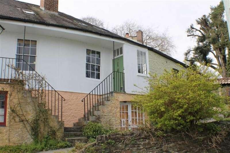 2 Bedrooms Apartment Flat for sale in Castle Street, Totnes, Devon, TQ9
