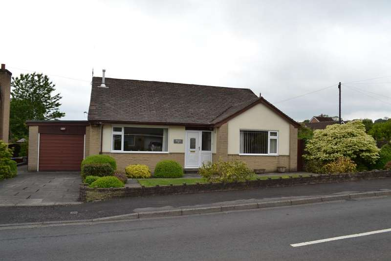 2 Bedrooms Detached Bungalow for sale in Hoarstones Avenue, Fence, Lancashire BB12