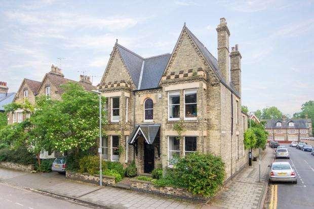 5 Bedrooms Detached House for rent in Lyndewode Road, Cambridge, Cambridgeshire
