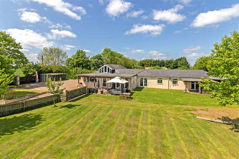 5 Bedrooms Detached House for sale in Soham, Ely