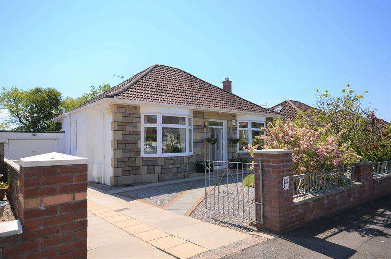 3 Bedrooms Detached Bungalow for sale in 22 Willow Park, Ayr KA7 3TF