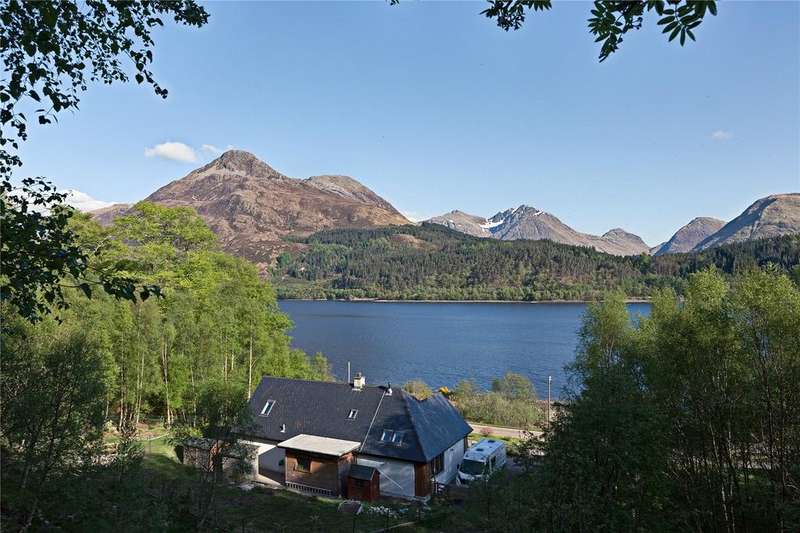 3 Bedrooms Detached House for sale in North Ballachulish, Onich, Fort William, Inverness-Shire