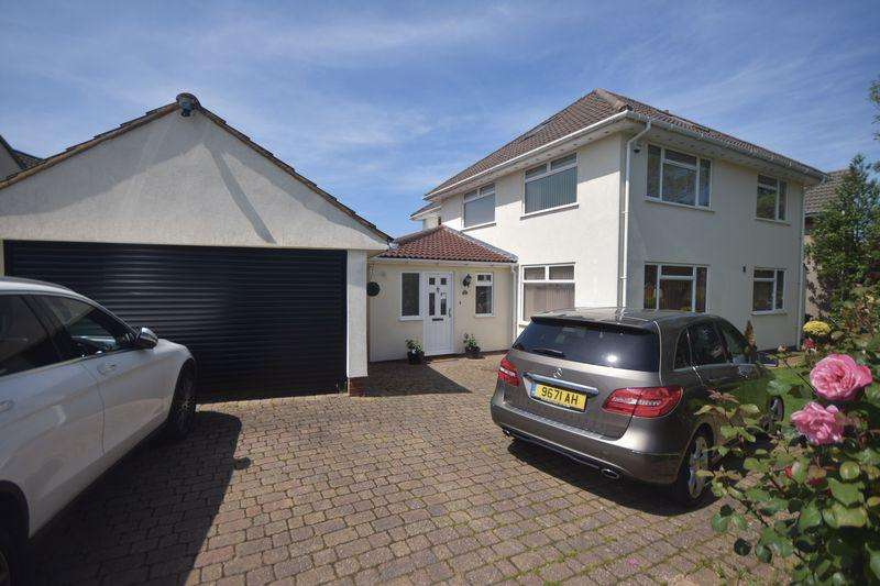 5 Bedrooms Detached House for sale in Charnhill Crescent Mangotsfield