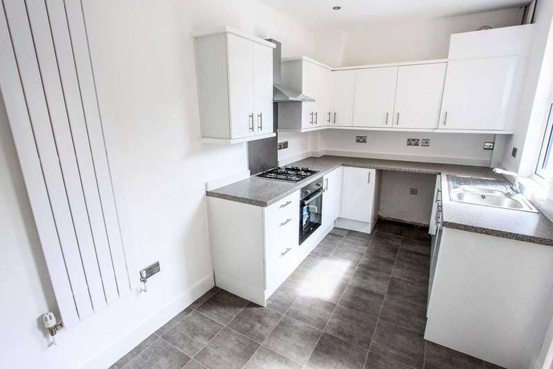3 Bedrooms Terraced House for sale in Castle Road, Kirby Muxloe, Leicester, LE9
