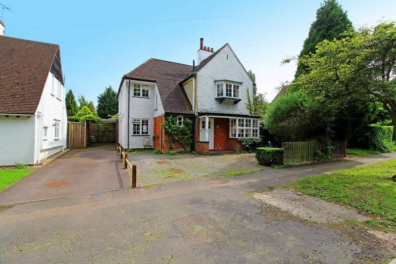 4 Bedrooms Detached House for sale in Icknield Way, Letchworth Garden City, SG6