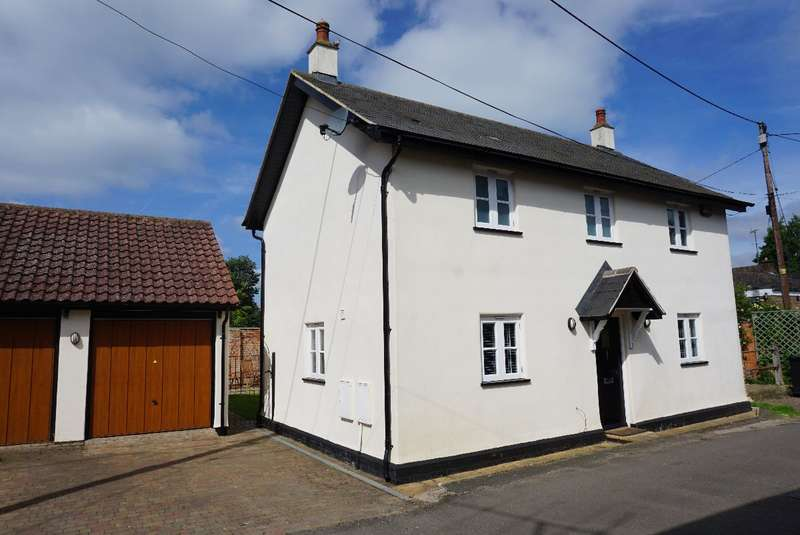3 Bedrooms Detached House for sale in DOVE LANE, HARROLD