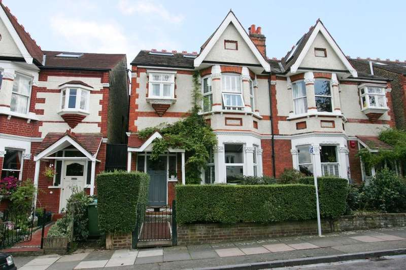 4 Bedrooms Semi Detached House for sale in Coval Road, East Sheen, SW14