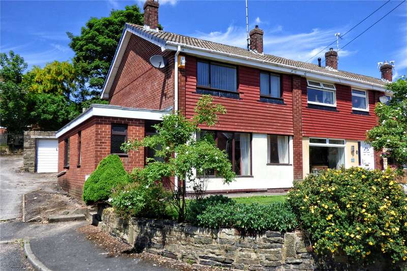 3 Bedrooms End Of Terrace House for sale in Waterhouse Close, Wardle, Rochdale, OL12