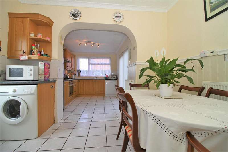 3 Bedrooms Property for sale in Hermitage Road, Whitwick, Coalville