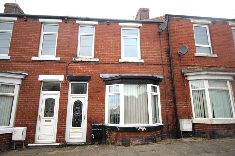 3 Bedrooms Terraced House for sale in Dunning Road, Ferryhill, DL17