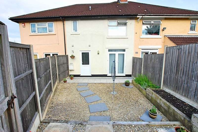 1 Bedroom Flat for sale in Sherwell Road, Bristol, BS4