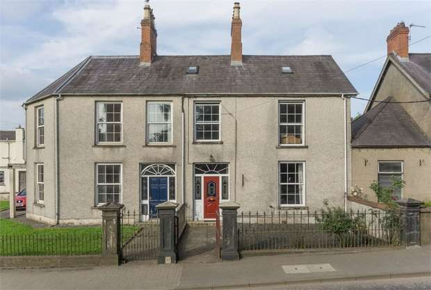 4 Bedrooms Terraced House for sale in Shanes Street, Randalstown, Antrim