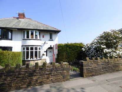 3 Bedrooms Semi Detached House for sale in Clevelands Road, Burnley, Lancashire