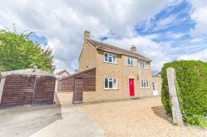 4 Bedrooms Detached House for sale in Stretham, Ely, Cambridgeshire