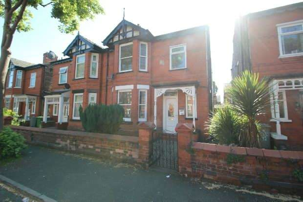 3 Bedrooms Semi Detached House for sale in Morland Road, Manchester