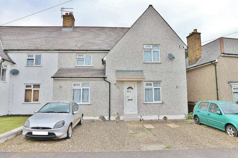 4 Bedrooms Semi Detached House for sale in Olyffe Avenue, Welling, Kent, DA16 3HZ