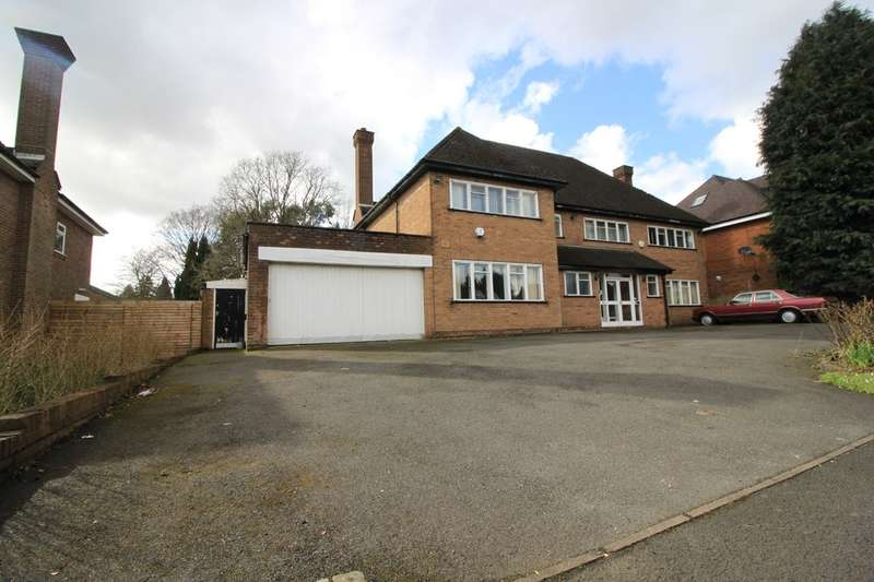 5 Bedrooms Detached House for sale in Lordswood Road, Harborne