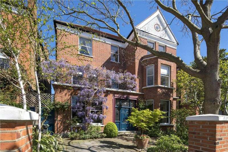 7 Bedrooms Detached House for sale in Canfield Gardens, South Hampstead, London, NW6
