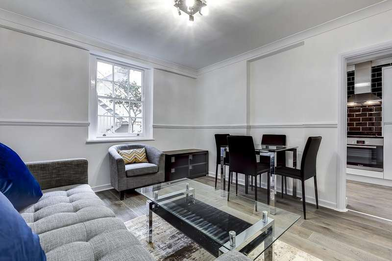 1 Bedroom Flat for sale in Chagford House, Chagford Street, London