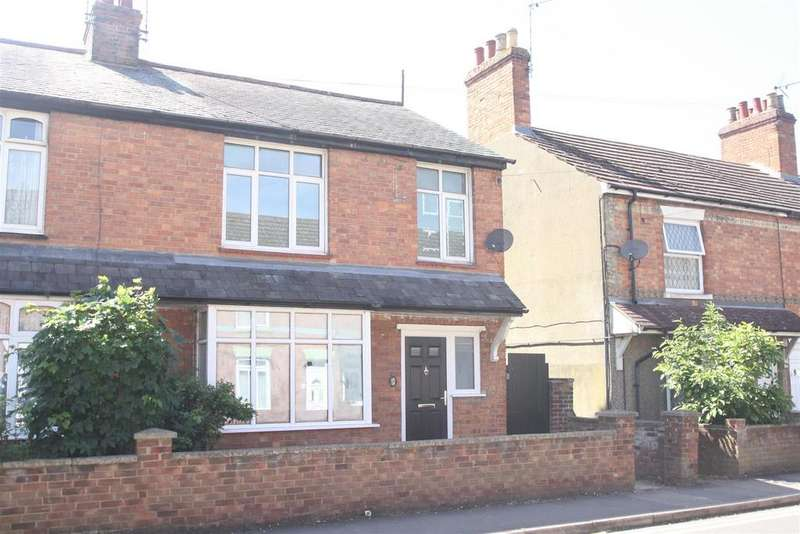 3 Bedrooms End Of Terrace House for sale in Brooklands Road, Bletchley, Milton Keynes