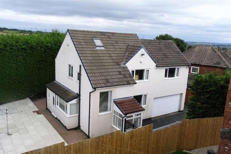 4 Bedrooms Detached House for sale in Kingsley Close, Birkenshaw, BD11