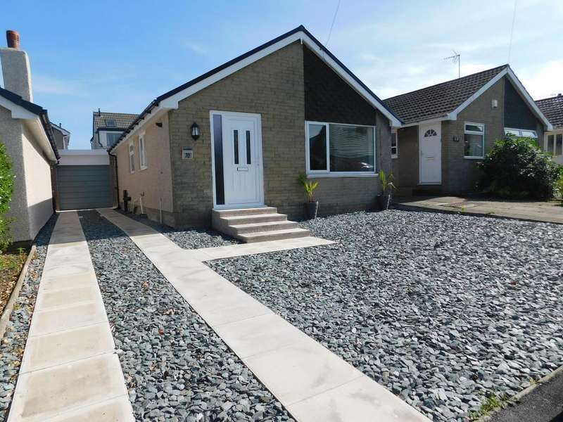 2 Bedrooms Detached Bungalow for sale in 70 Bigland Drive, Ulverston, Cumbria, LA12 9PD