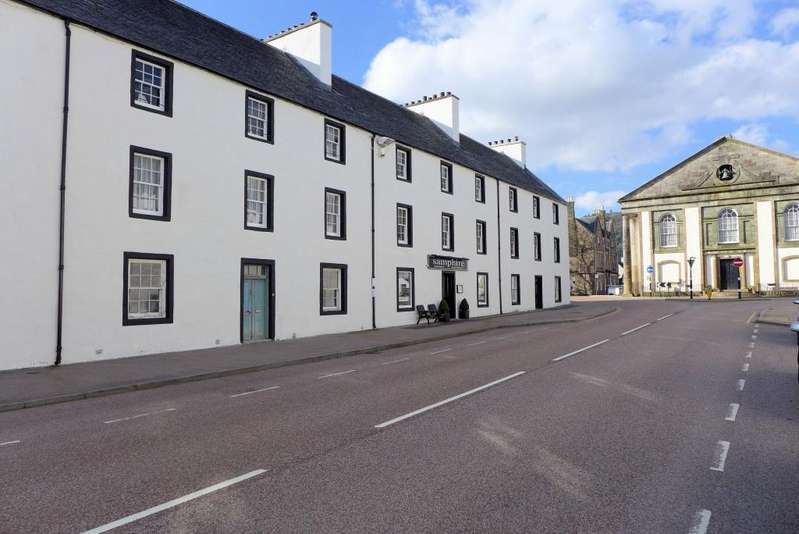 3 Bedrooms Apartment Flat for sale in 8 Arkland, Inveraray, PA32 8UD