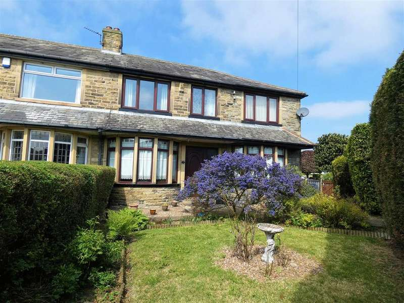 4 Bedrooms Semi Detached House for sale in Verdun Road, Wibsey, Bradford, BD6