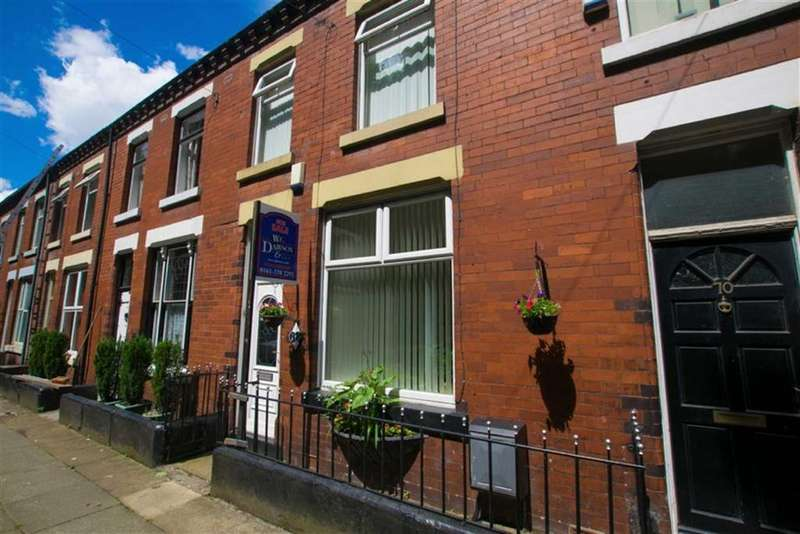 3 Bedrooms Terraced House for sale in Park Road, Dukinfield