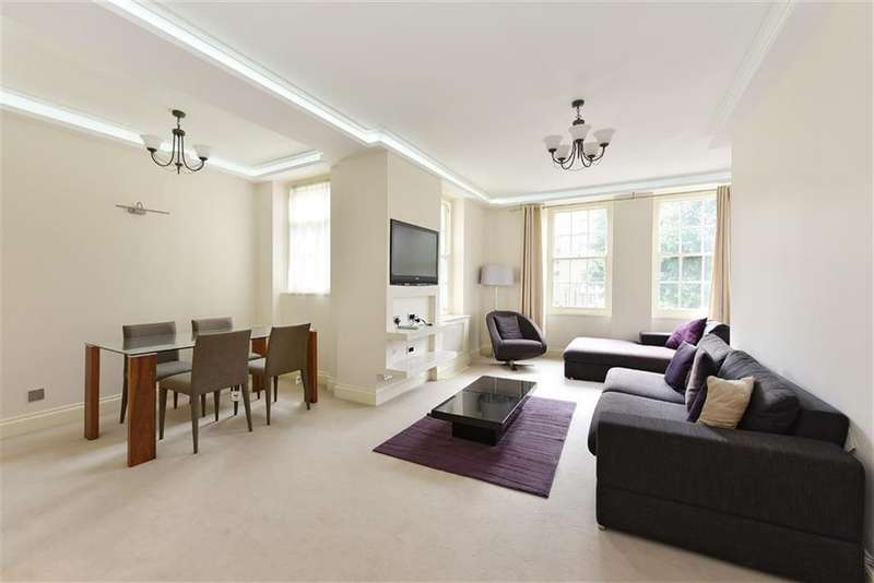 3 Bedrooms Flat for sale in Portman Square, Marylebone, London, W1H