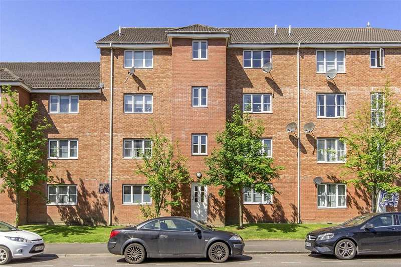 2 Bedrooms Flat for sale in G/1, 96a Main Street, Bridgeton, Glasgow, G40