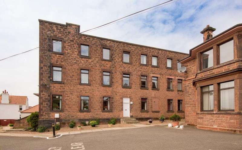 3 Bedrooms Flat for sale in 27 Vert Court, Haddington, East Lothian, EH41 3PX