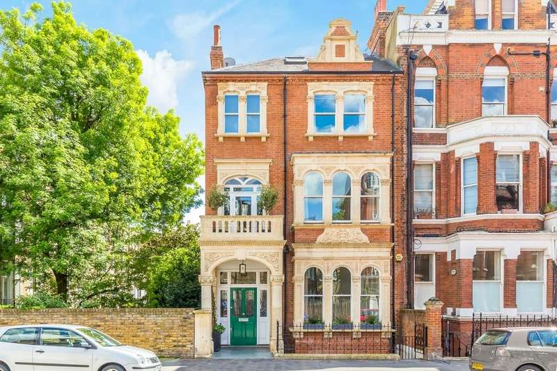 6 Bedrooms Terraced House for sale in Addison Gardens, London, W14