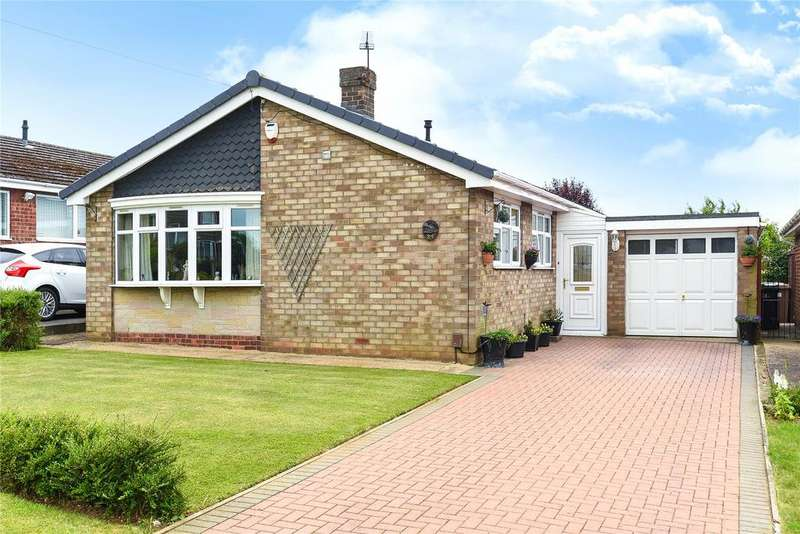 3 Bedrooms Detached Bungalow for sale in Granson Way, Washingborough, LN4