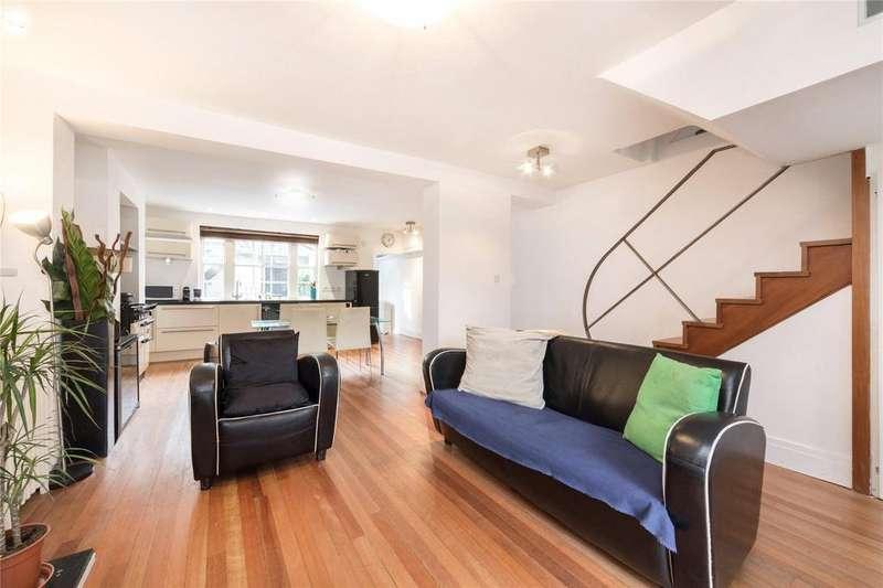 2 Bedrooms Flat for sale in Albert Street, Camden Town, London