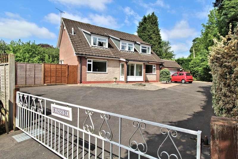 4 Bedrooms Detached House for sale in CASTLEDENE DRIVE, STAFFORD ST16