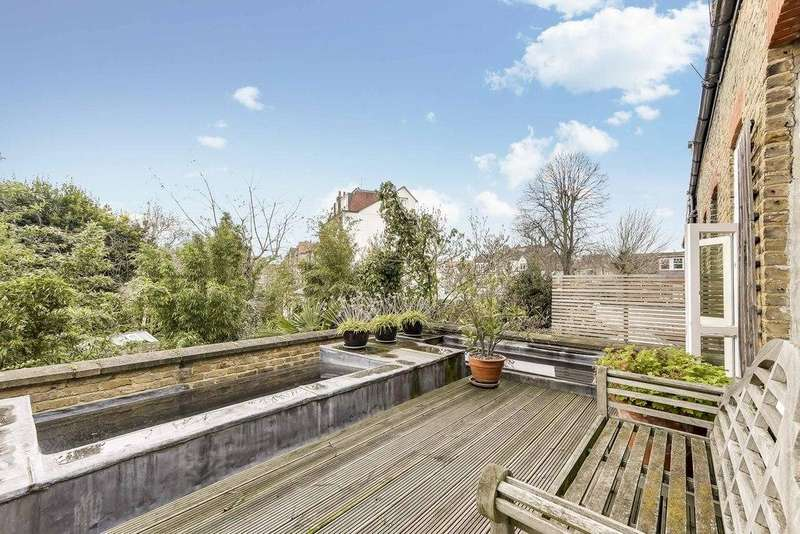 4 Bedrooms Terraced House for sale in Hurlingham Road, London, SW6