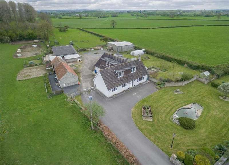 6 Bedrooms Detached House for sale in Lydford-on-Fosse, Somerton, Somerset, TA11