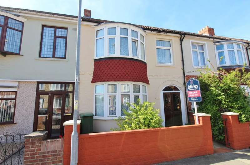 3 Bedrooms Terraced House for sale in Green Lane, Copnor
