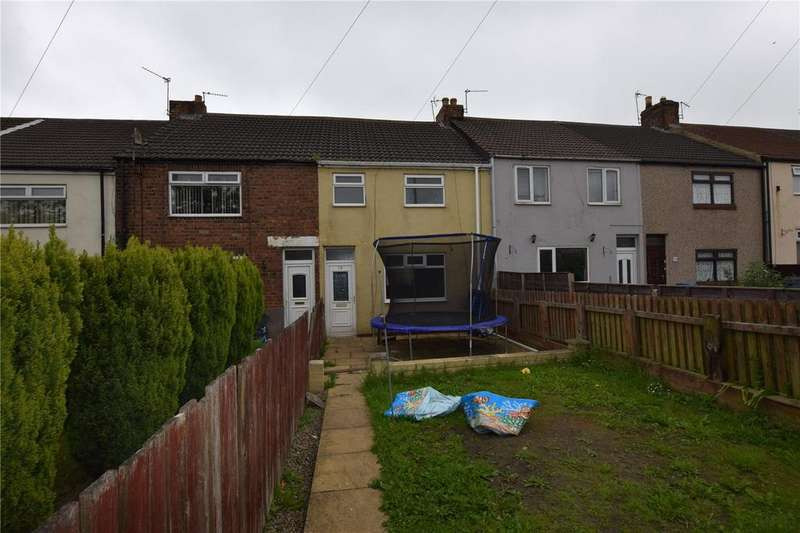 3 Bedrooms Terraced House for sale in Milbank Terrace, Station Town, Wingate, Co. Durham, TS28